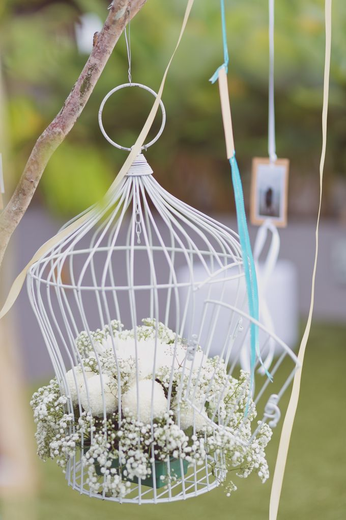 Garden Wedding of SY & CL by SimplyBenji Photography - 013