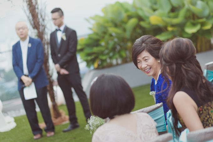 Garden Wedding of SY & CL by SimplyBenji Photography - 020