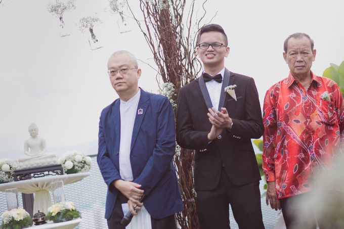 Garden Wedding of SY & CL by SimplyBenji Photography - 021