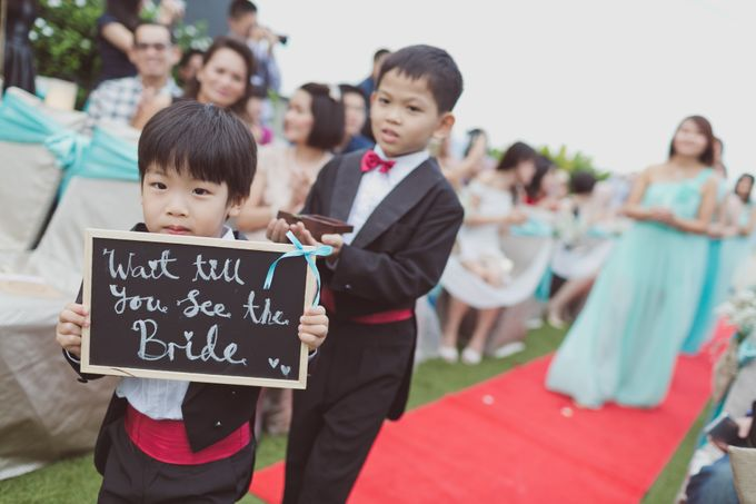 Garden Wedding of SY & CL by SimplyBenji Photography - 022