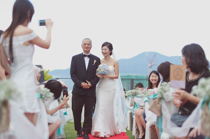 Garden Wedding of SY & CL by SimplyBenji Photography - 024
