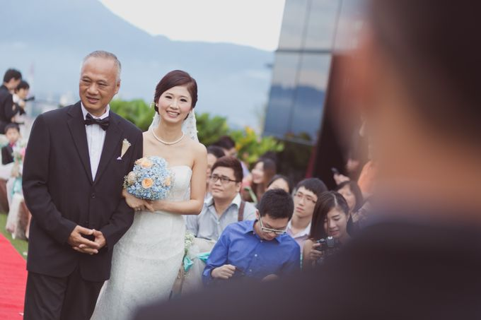 Garden Wedding of SY & CL by SimplyBenji Photography - 025
