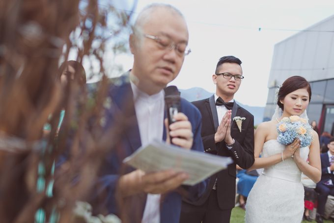 Garden Wedding of SY & CL by SimplyBenji Photography - 027