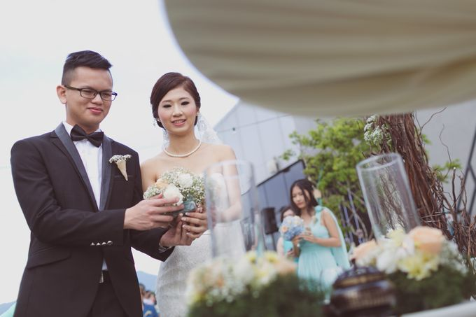 Garden Wedding of SY & CL by SimplyBenji Photography - 028