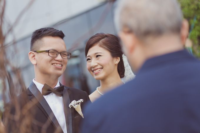 Garden Wedding of SY & CL by SimplyBenji Photography - 030
