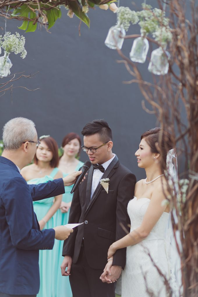 Garden Wedding of SY & CL by SimplyBenji Photography - 031