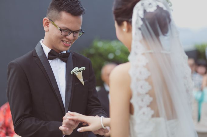 Garden Wedding of SY & CL by SimplyBenji Photography - 032