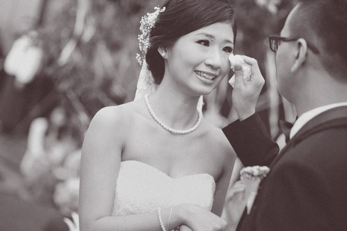Garden Wedding of SY & CL by SimplyBenji Photography - 036