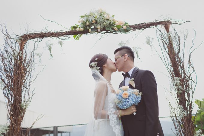 Garden Wedding of SY & CL by SimplyBenji Photography - 037