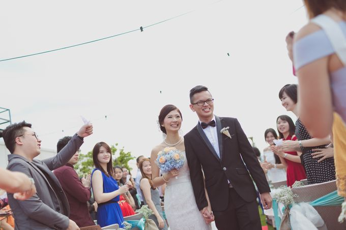 Garden Wedding of SY & CL by SimplyBenji Photography - 039