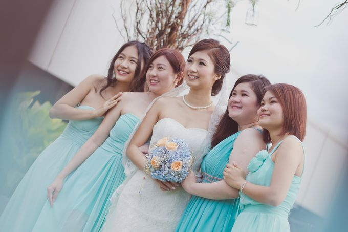 Garden Wedding of SY & CL by SimplyBenji Photography - 040