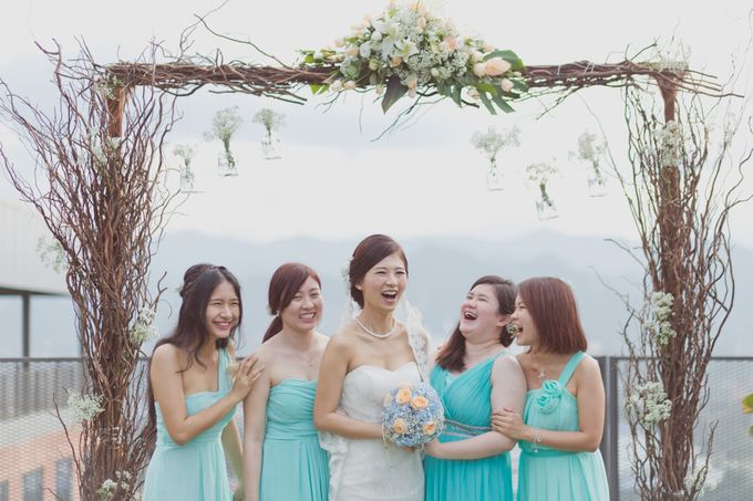 Garden Wedding of SY & CL by SimplyBenji Photography - 041
