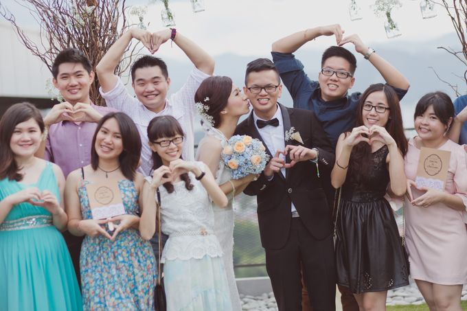 Garden Wedding of SY & CL by SimplyBenji Photography - 042