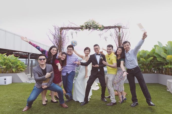 Garden Wedding of SY & CL by SimplyBenji Photography - 043