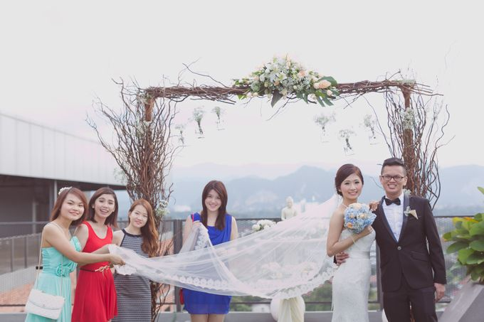 Garden Wedding of SY & CL by SimplyBenji Photography - 044