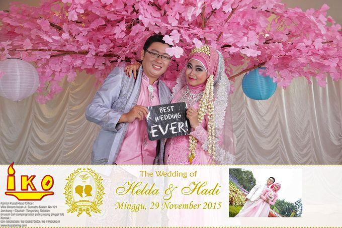 Paket Fotobooth by IKO Catering Service dan Paket Pernikahan - 003