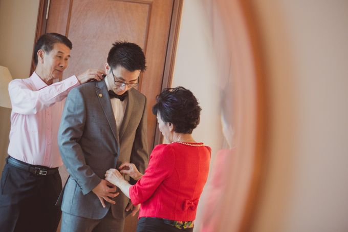 Wedding Day of LC & HC by SimplyBenji Photography - 010