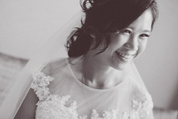 Wedding Day of LC & HC by SimplyBenji Photography - 004
