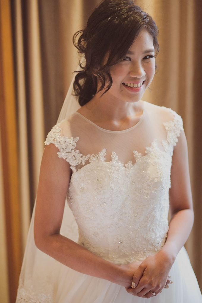 Wedding Day of LC & HC by SimplyBenji Photography - 006