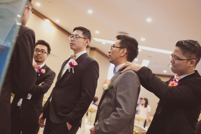 Wedding Day of LC & HC by SimplyBenji Photography - 012