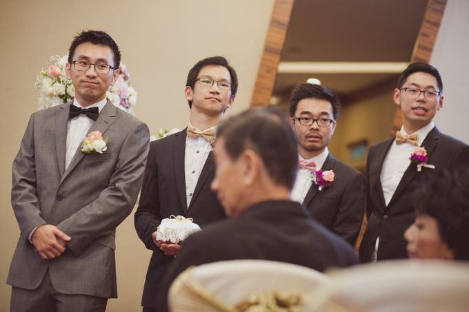 Wedding Day of LC & HC by SimplyBenji Photography - 013