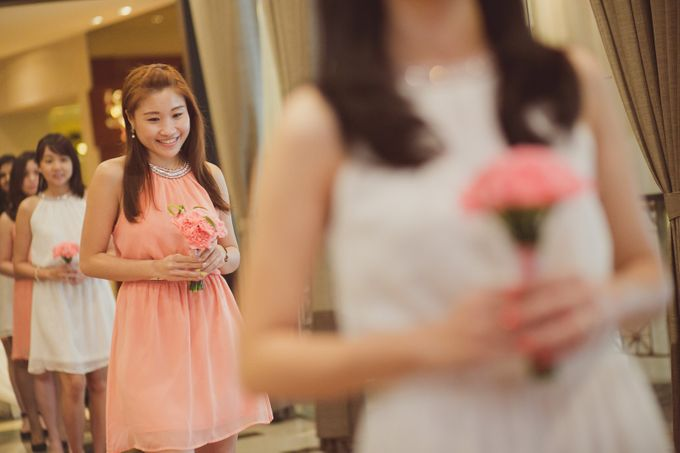 Wedding Day of LC & HC by SimplyBenji Photography - 014