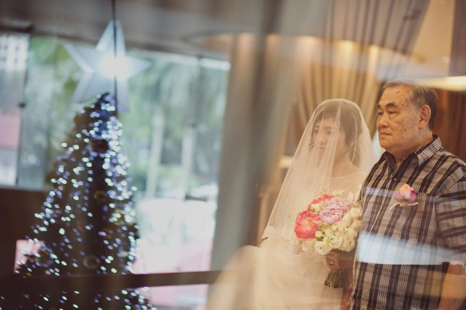 Wedding Day of LC & HC by SimplyBenji Photography - 015