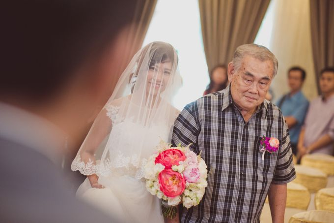 Wedding Day of LC & HC by SimplyBenji Photography - 016
