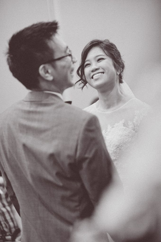 Wedding Day of LC & HC by SimplyBenji Photography - 017