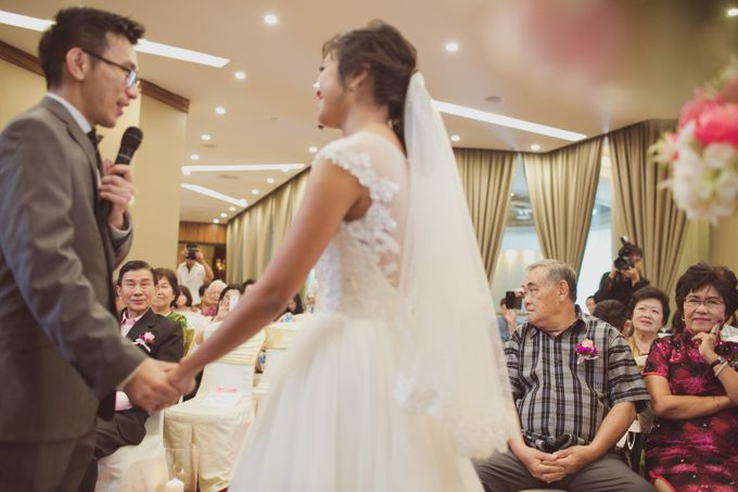 Wedding Day of LC & HC by SimplyBenji Photography - 019