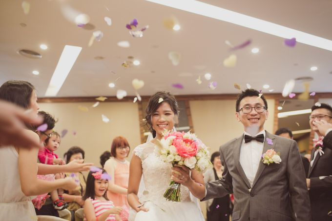 Wedding Day of LC & HC by SimplyBenji Photography - 021