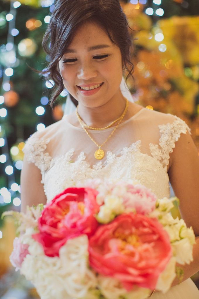 Wedding Day of LC & HC by SimplyBenji Photography - 022