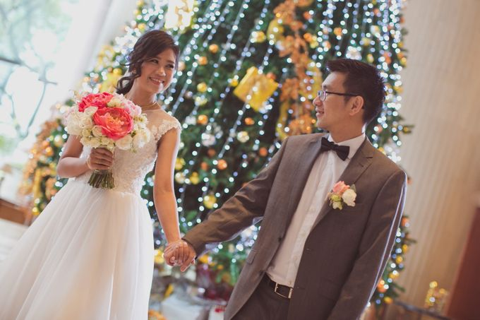 Wedding Day of LC & HC by SimplyBenji Photography - 023