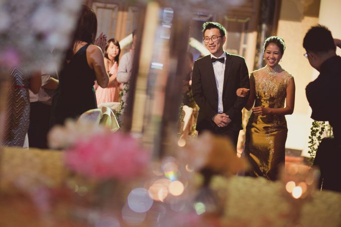 Wedding Day of LC & HC by SimplyBenji Photography - 036