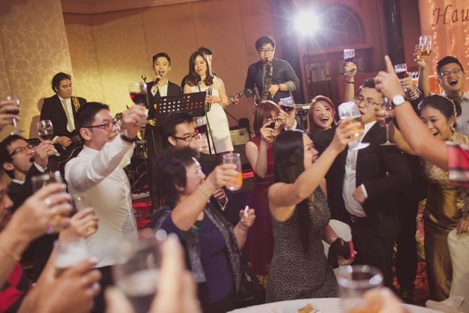 Wedding Day of LC & HC by SimplyBenji Photography - 039