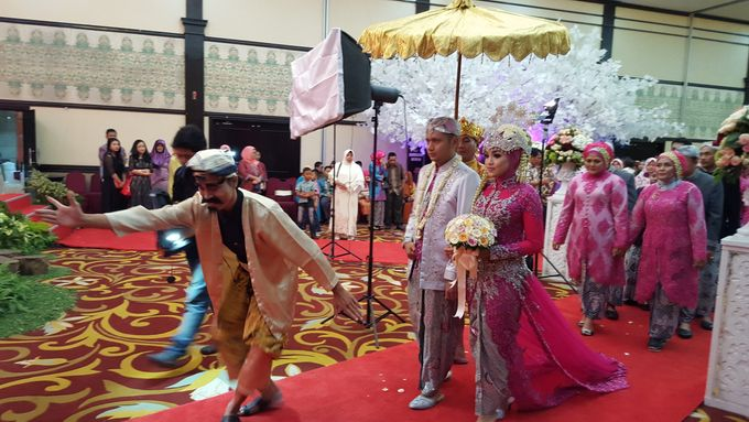Wedding at grand cempaka by X-Seven Entertainment - 001