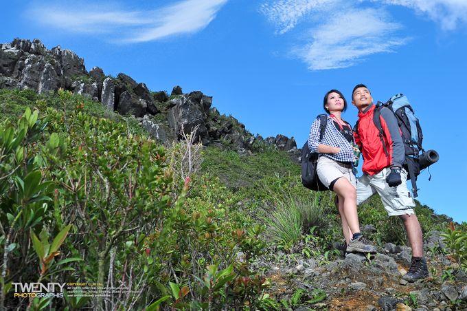 Prewedding Gatha & Steffani by TWENTY PhotoGraphis - 001