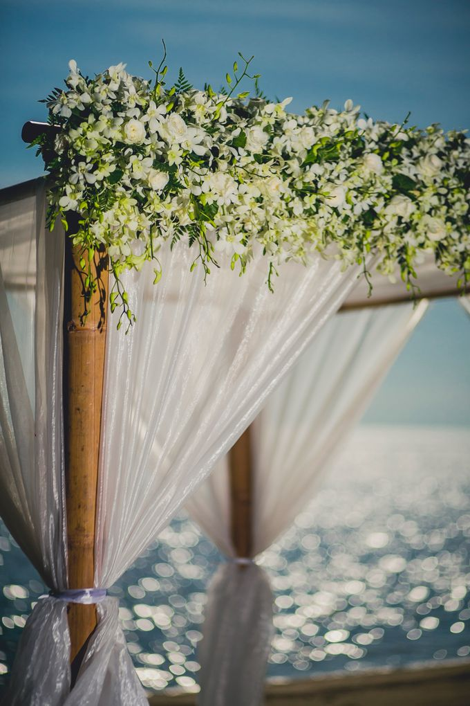 Beach Wedding by Dream Asia Weddings - 013
