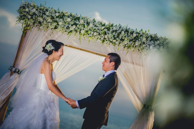 Beach Wedding by Dream Asia Weddings - 016