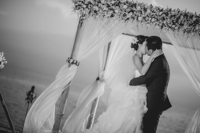 Beach Wedding by Dream Asia Weddings - 004
