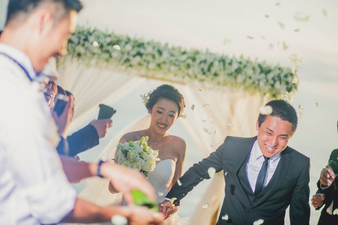 Beach Wedding by Dream Asia Weddings - 006