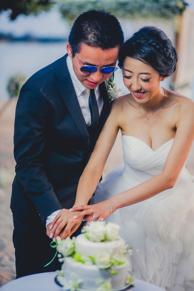 Beach Wedding by Dream Asia Weddings - 008