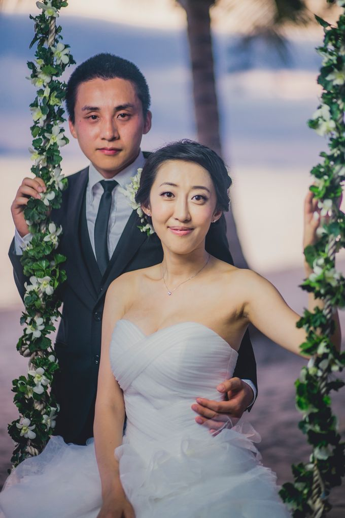 Beach Wedding by Dream Asia Weddings - 024