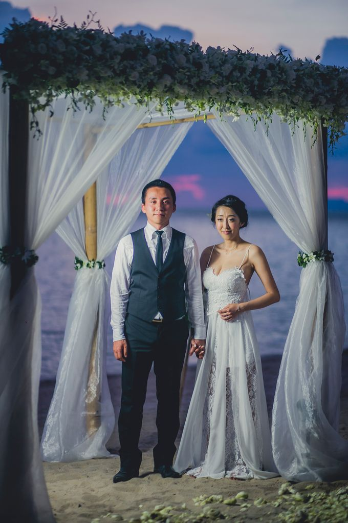 Beach Wedding by Dream Asia Weddings - 028