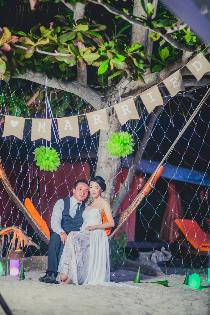 Beach Wedding by Dream Asia Weddings - 029