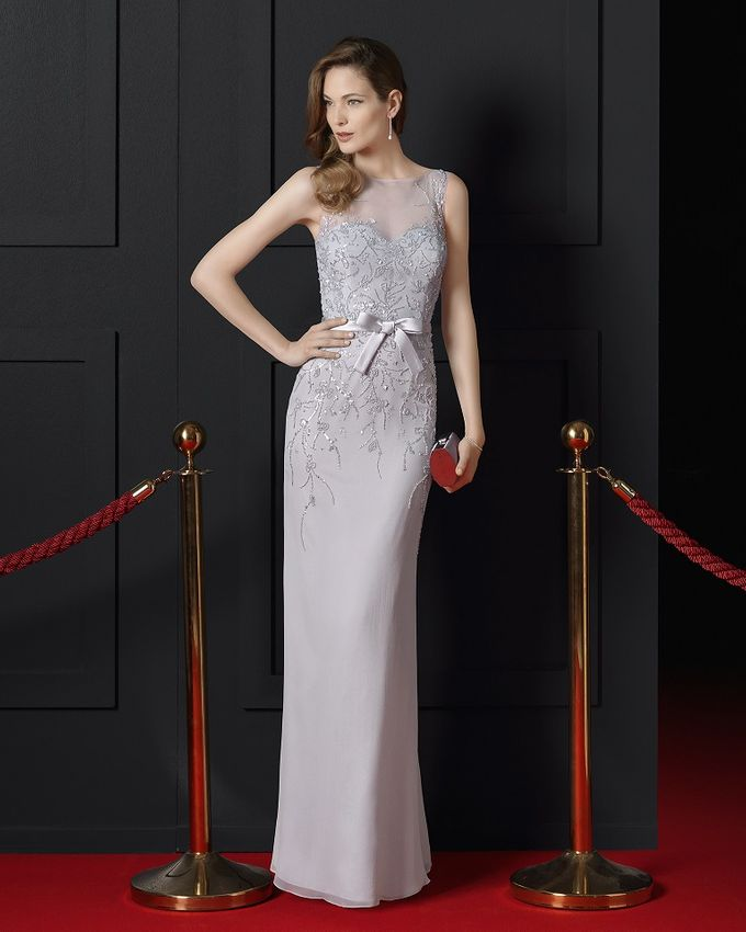 Designer Evening Gowns by Blessed Brides - 004