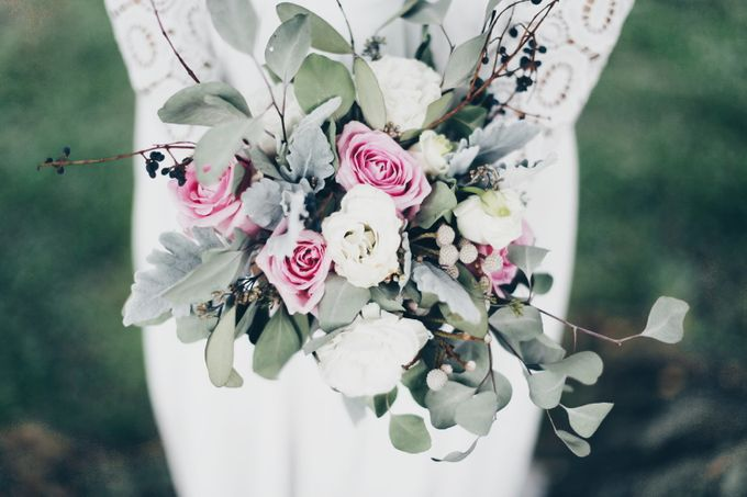 Garden Inspired Bouquets by Keira Floral - 003