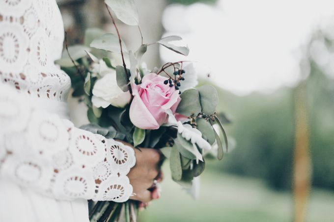 Garden Inspired Bouquets by Keira Floral - 005