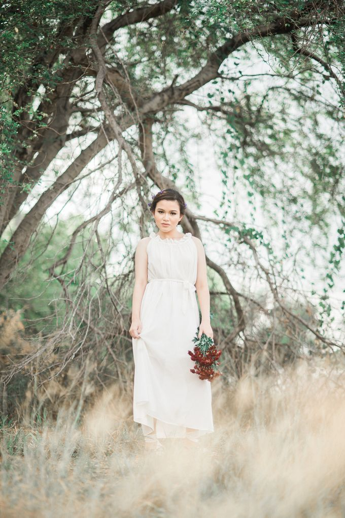 Dreamy and Eloquent Portrait by The Daydreamer Studios - 001