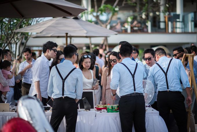 Chien & Carlton from Hong Kong by Wedding Idea & The Event Thailand - 006